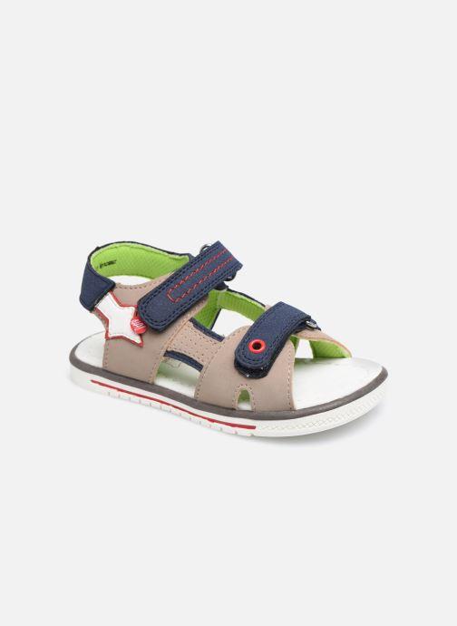 Sandaler NA! Aena Brun detaljeret billede af skoene