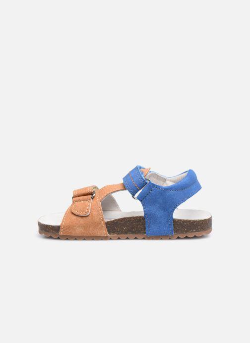 Sandalen NA! Atilou braun ansicht von vorne
