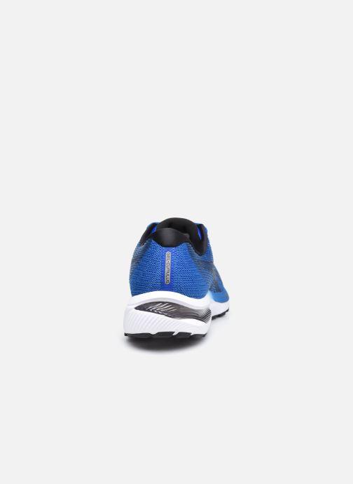 Chaussures de sport Asics Gel-Cumulus 22 Bleu vue droite