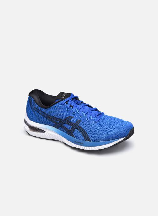 Chaussures de sport Asics Gel-Cumulus 22 Bleu vue détail/paire