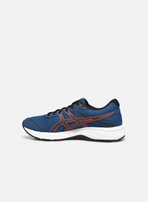 Zapatillas de deporte Asics Gel-Contend 6 Azul vista de frente