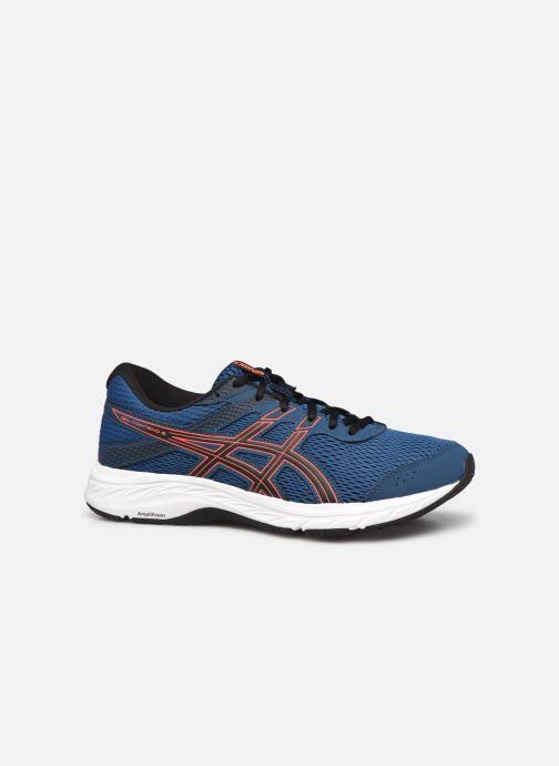 Chaussures de sport Asics Gel-Contend 6 Bleu vue derrière