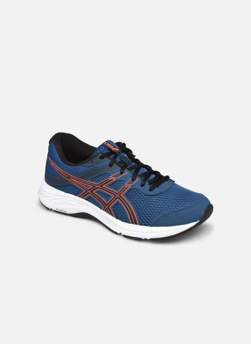 Chaussures de sport Asics Gel-Contend 6 Bleu vue détail/paire