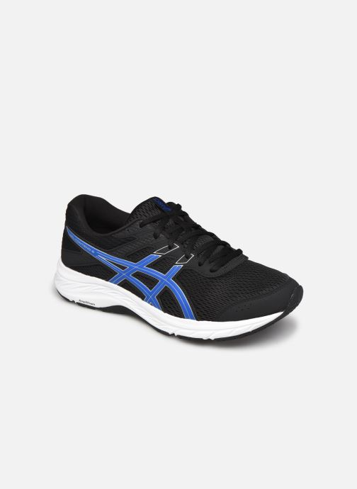 Zapatillas de deporte Asics Gel-Contend 6 Negro vista de detalle / par