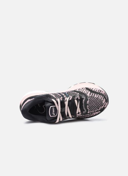 Zapatillas de deporte Asics Gel-Kayano 27 (Feel Free) Negro vista lateral izquierda