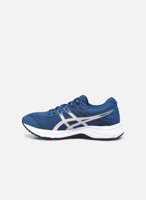 Chaussures de sport Asics Gel-Contend 6 W Bleu vue face
