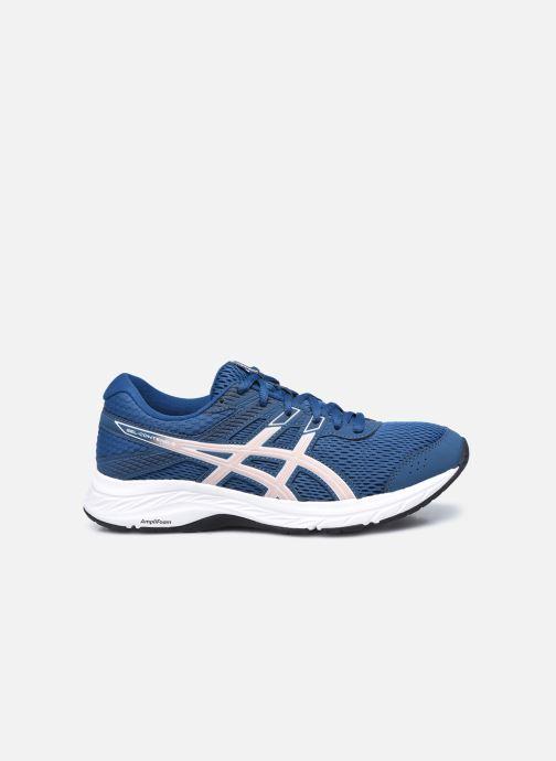 Chaussures de sport Asics Gel-Contend 6 W Bleu vue derrière
