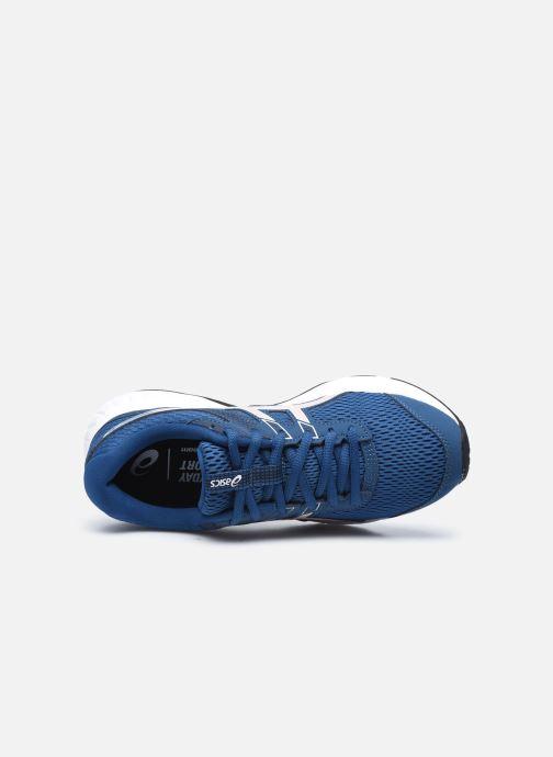 Chaussures de sport Asics Gel-Contend 6 W Bleu vue gauche