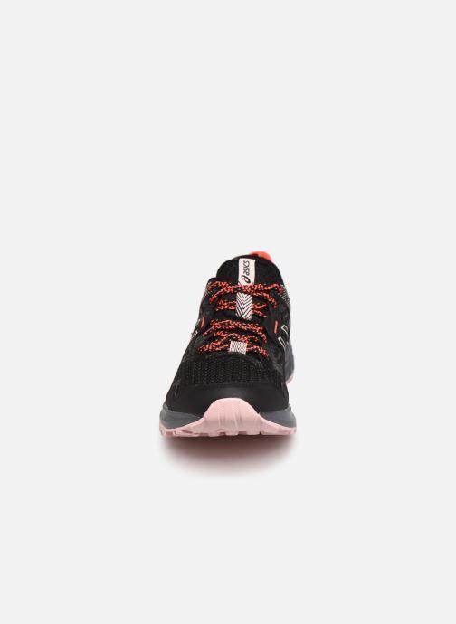 Chaussures de sport Asics Gel-Sonoma 5 N W Noir vue portées chaussures