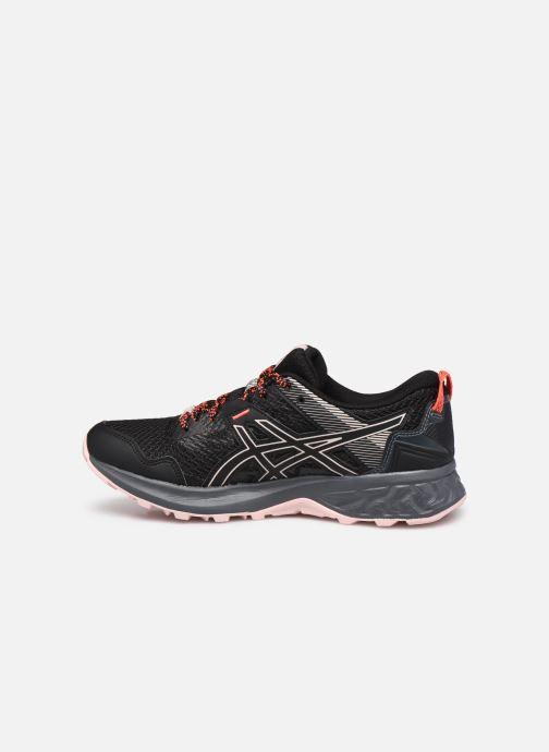 Chaussures de sport Asics Gel-Sonoma 5 N W Noir vue face