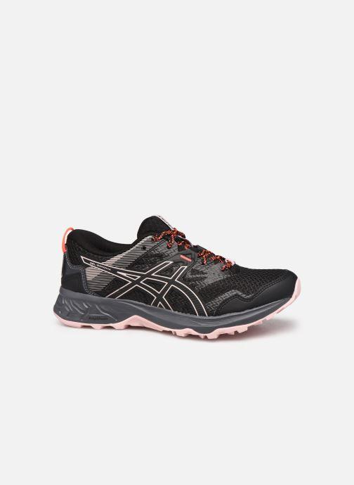 Chaussures de sport Asics Gel-Sonoma 5 N W Noir vue derrière