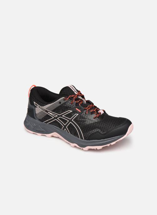 Chaussures de sport Asics Gel-Sonoma 5 N W Noir vue détail/paire