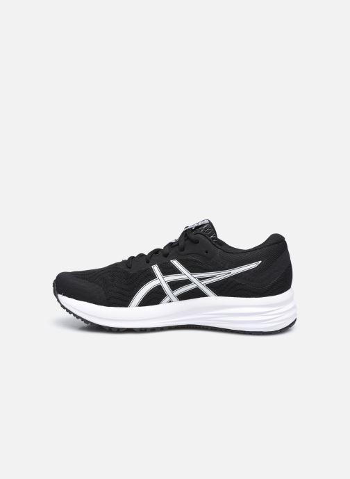 Chaussures de sport Asics PATRIOT 12 GS Noir vue face