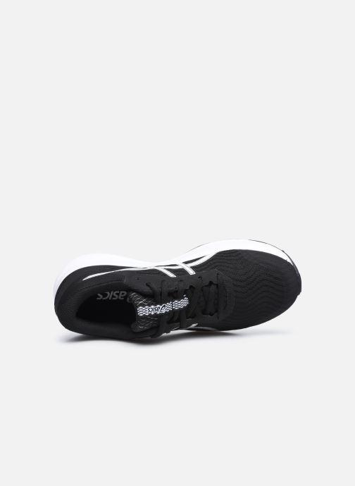 Zapatillas de deporte Asics PATRIOT 12 GS Negro vista lateral izquierda