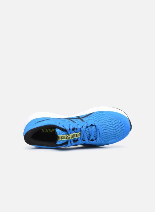 Sportschuhe Asics PATRIOT 12 GS blau ansicht von links
