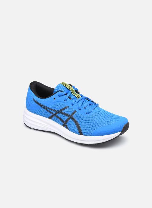 Sportschuhe Asics PATRIOT 12 GS blau detaillierte ansicht/modell