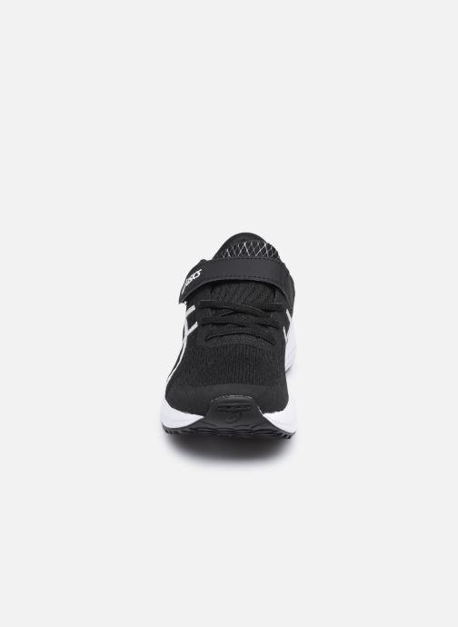 Sportschuhe Asics PATRIOT 12 PS schwarz schuhe getragen