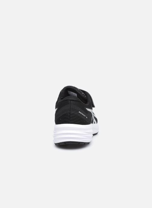 Zapatillas de deporte Asics PATRIOT 12 PS Negro vista lateral derecha