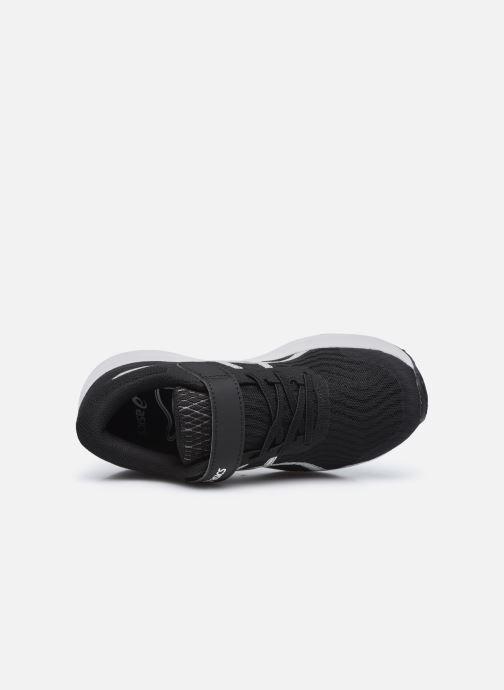 Chaussures de sport Asics PATRIOT 12 PS Noir vue gauche