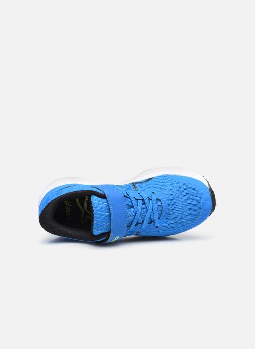 Scarpe sportive Asics PATRIOT 12 PS Azzurro immagine sinistra