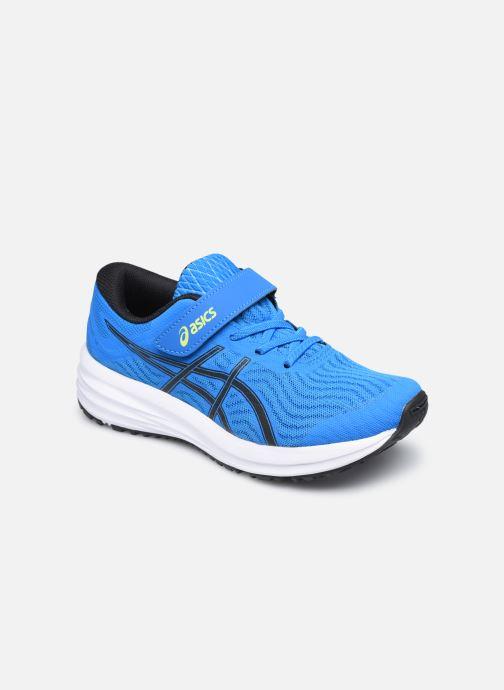 Chaussures de sport Asics PATRIOT 12 PS Bleu vue détail/paire