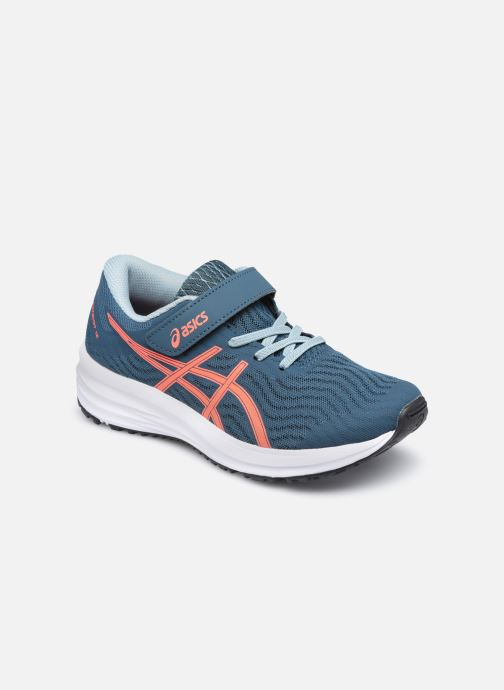 Sportschoenen Asics PATRIOT 12 PS Blauw detail