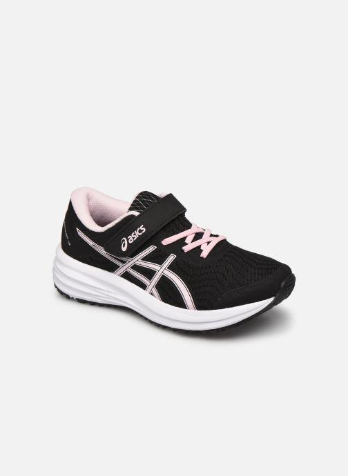 Chaussures de sport Asics PATRIOT 12 PS Noir vue détail/paire