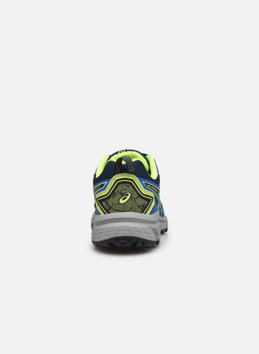 Sportschuhe Asics GEL-VENTURE 7 GS blau ansicht von rechts