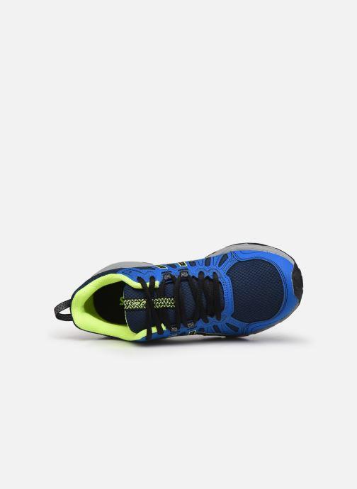 Sportschuhe Asics GEL-VENTURE 7 GS blau ansicht von links
