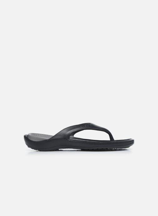 Zehensandalen Crocs Athens M schwarz ansicht von hinten