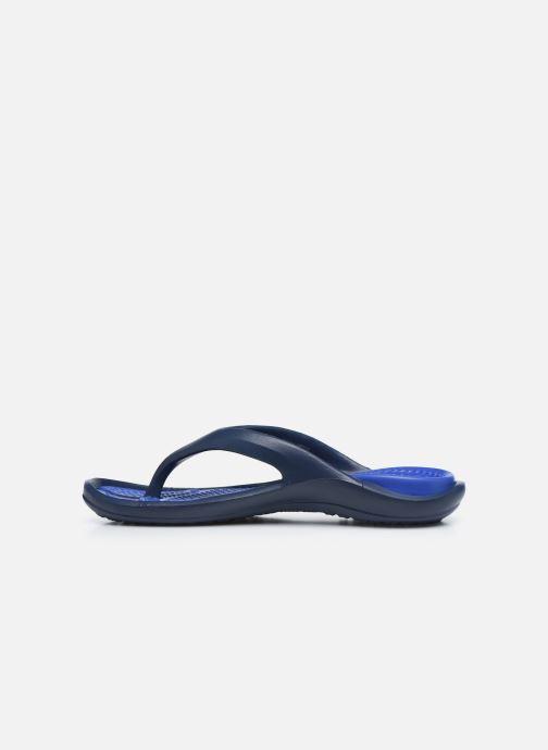 Chanclas Crocs Athens M Azul vista de frente