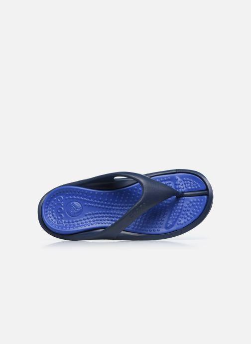 Infradito Crocs Athens M Azzurro immagine sinistra