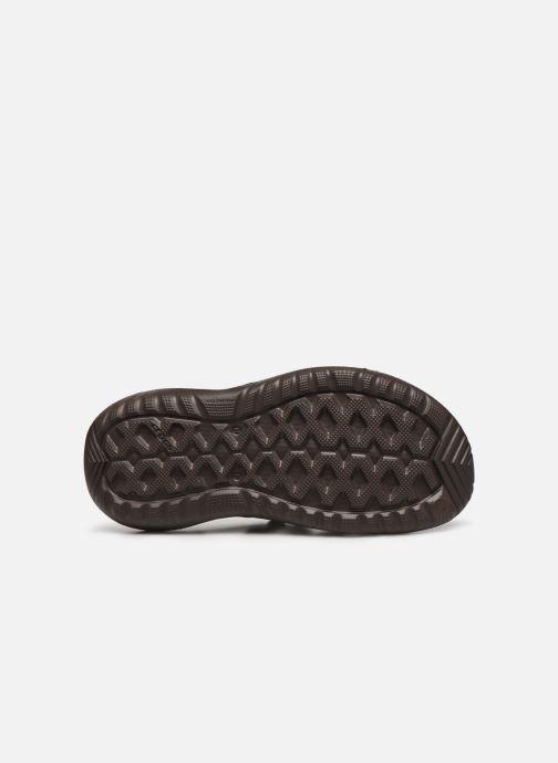 Sandali e scarpe aperte Crocs Swiftwater River Sandal M Marrone immagine dall'alto