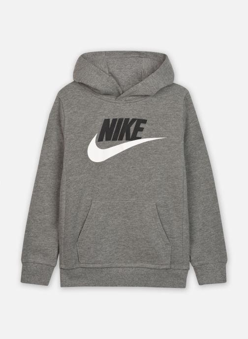 Vêtements Nike Club Hbr Po Gris vue détail/paire