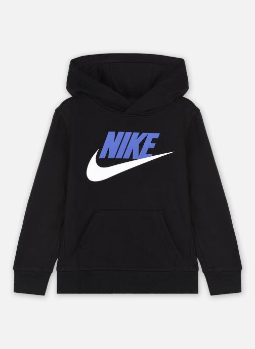 Kleding Nike Club Hbr Po Zwart detail