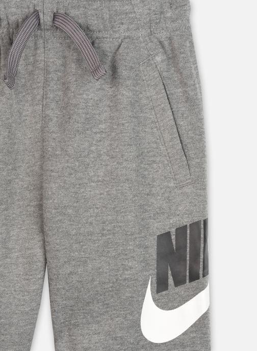 Vêtements Nike Club Hbr Jogger Gris vue face