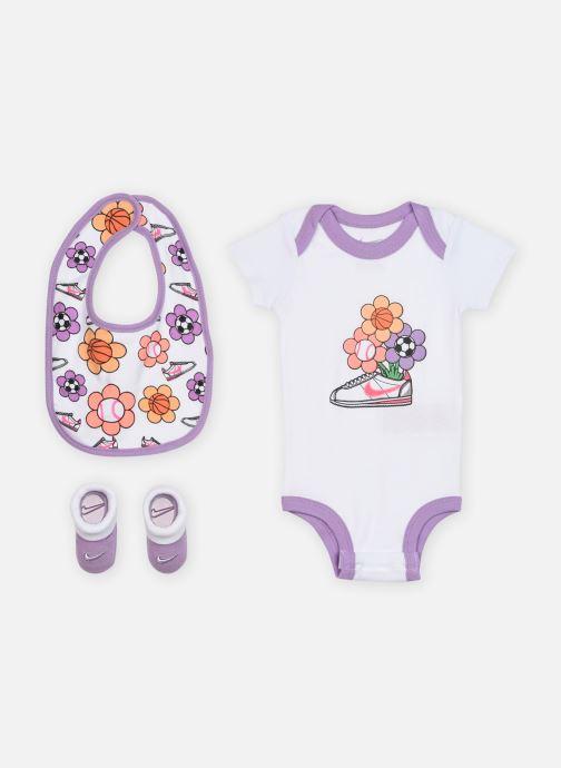 Kleding Accessoires Floral Cortez Bib/Bodysuit/Bootie 3Pc