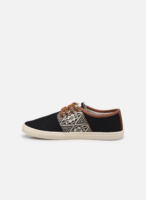 Sneaker N'go An Binh W schwarz ansicht von vorne