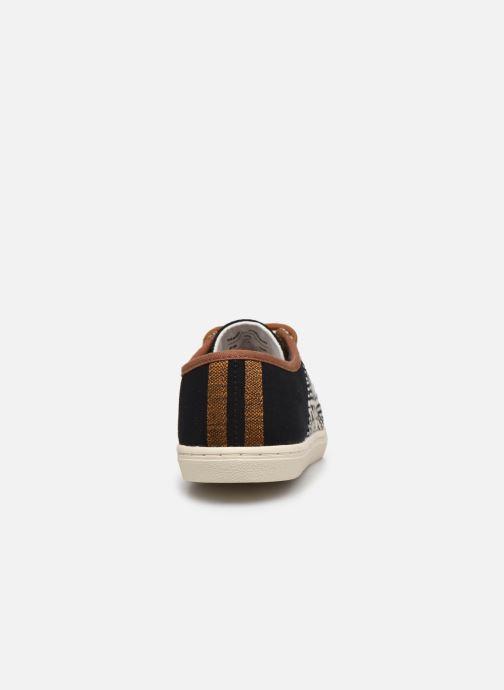 Sneaker N'go An Binh W schwarz ansicht von rechts