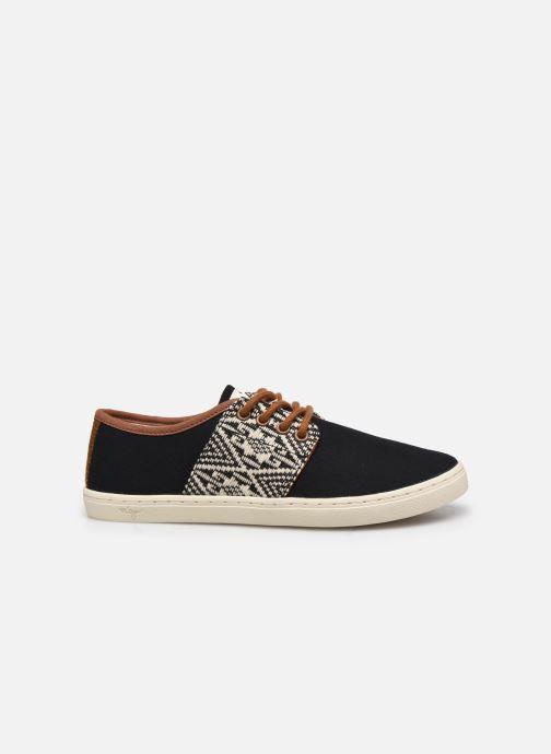 Sneaker N'go An Binh W schwarz ansicht von hinten