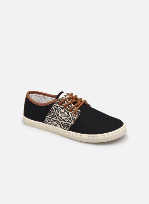 Sneakers N'go An Binh W Sort detaljeret billede af skoene