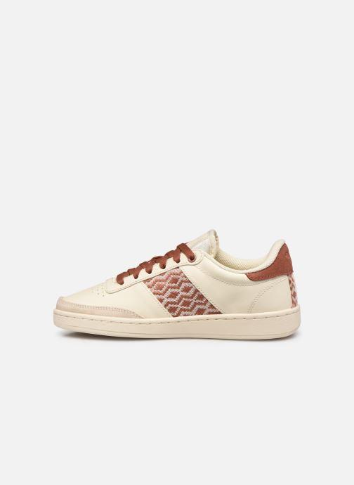 Sneaker N'go Ben Thanh W weiß ansicht von vorne