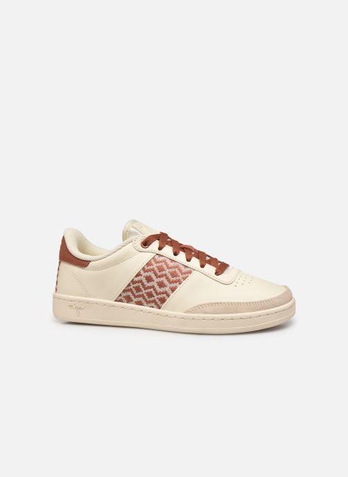 Sneaker N'go Ben Thanh W weiß ansicht von hinten
