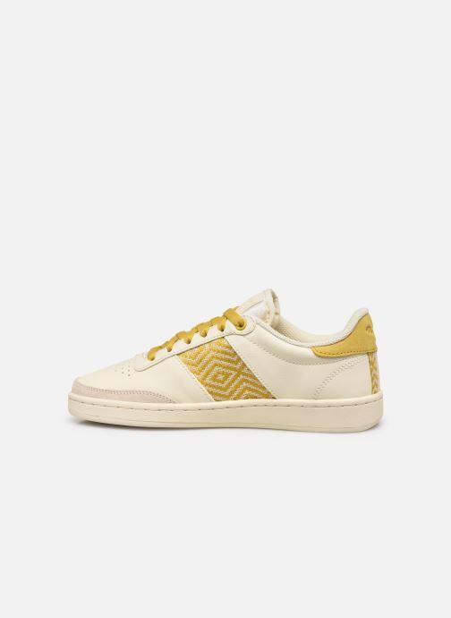 Sneaker N'go Ha Giang W gelb ansicht von vorne
