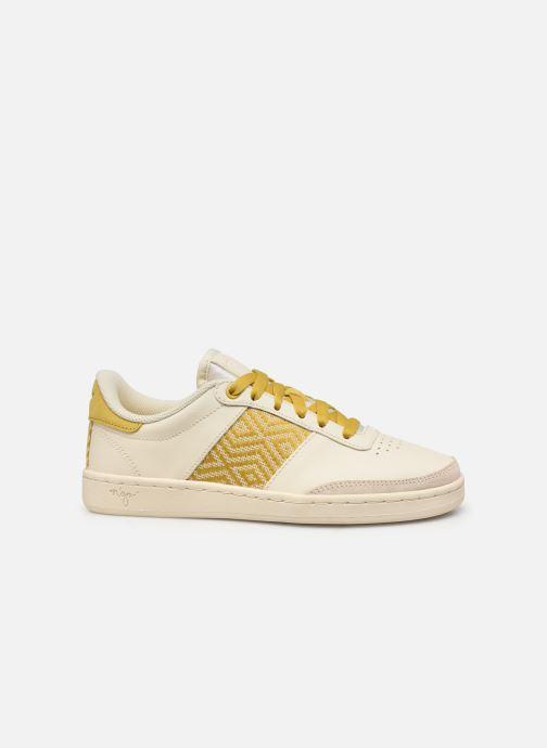 Sneaker N'go Ha Giang W gelb ansicht von hinten