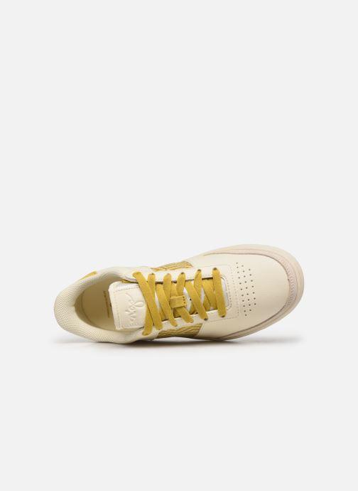 Sneaker N'go Ha Giang W gelb ansicht von links