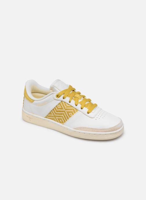 Sneakers N'go Ha Giang W Gul detaljeret billede af skoene