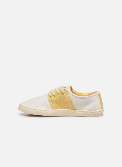 Sneakers N'go Mui Ne W Hvid se forfra