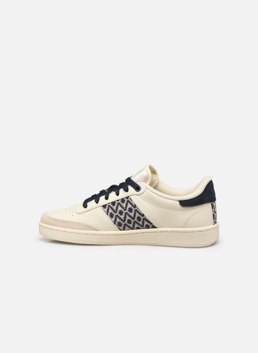 Sneakers N'go Ninh Binh W Beige se forfra