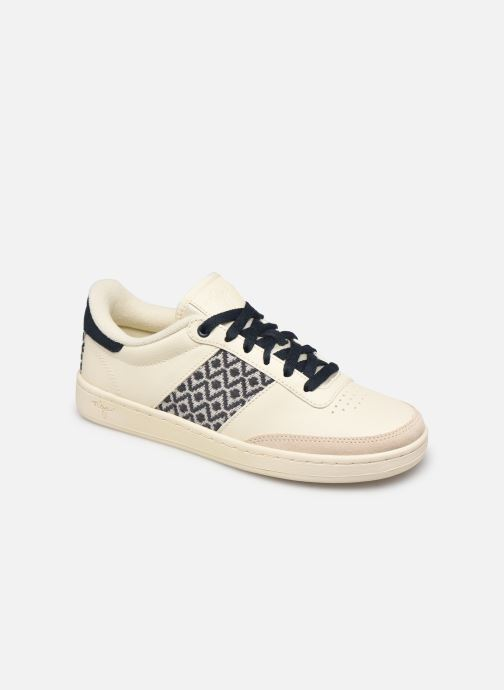 Sneakers N'go Ninh Binh W Beige detaljeret billede af skoene